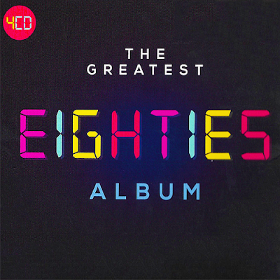 The Greatest Eighties Álbum 2018 4CD Mp3 320 Kbps