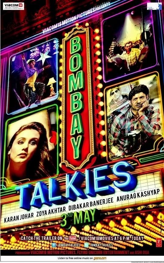 Watch Bombay Talkies (2013) HD DVDRip Hindi Full Movie Watch Online For Free Download