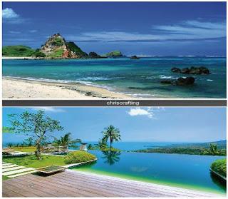 tempat wisata,objek wisata,pantai senggigi