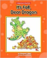 bookcover of It's Fall, Dear Dragon by Margaret Hillert