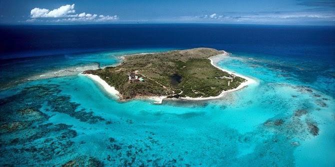 10 Pulau Pribadi Paling Eksklusif Di Dunia