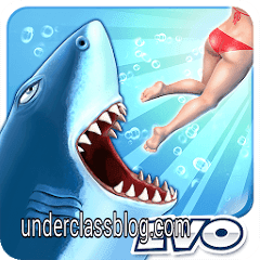 Hungry Shark Evolution 3.2.0 (Mod Money/Unlocked)
