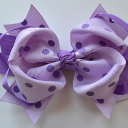 Making Bows: How to Make Boutique Hair Bows