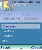 aplikasi compress memori