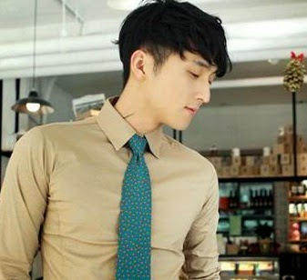 gaya rambut model korea