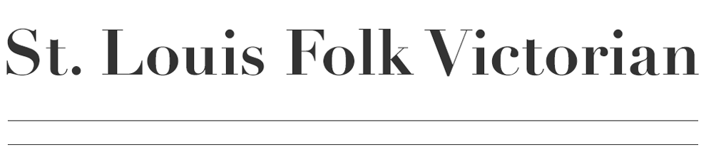 St. Louis Folk Victorian
