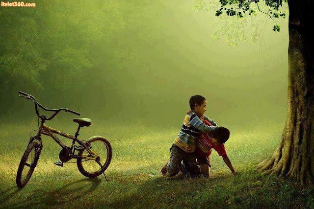 Ảnh đẹp về tuổi thơ