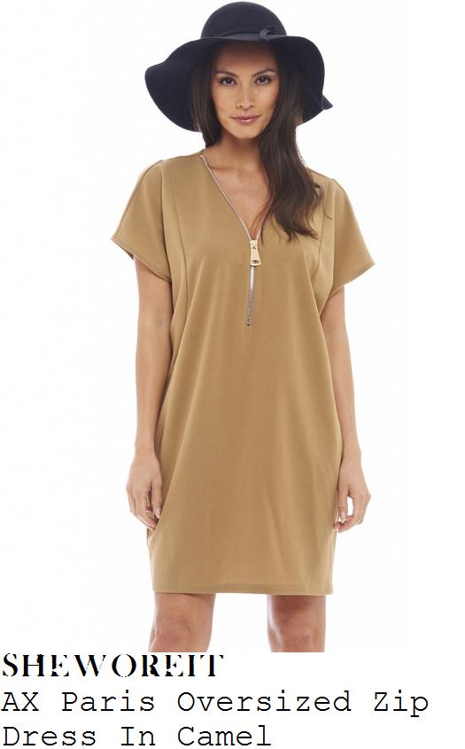 casey-batchelor-camel-zip-front-dress-macmillan