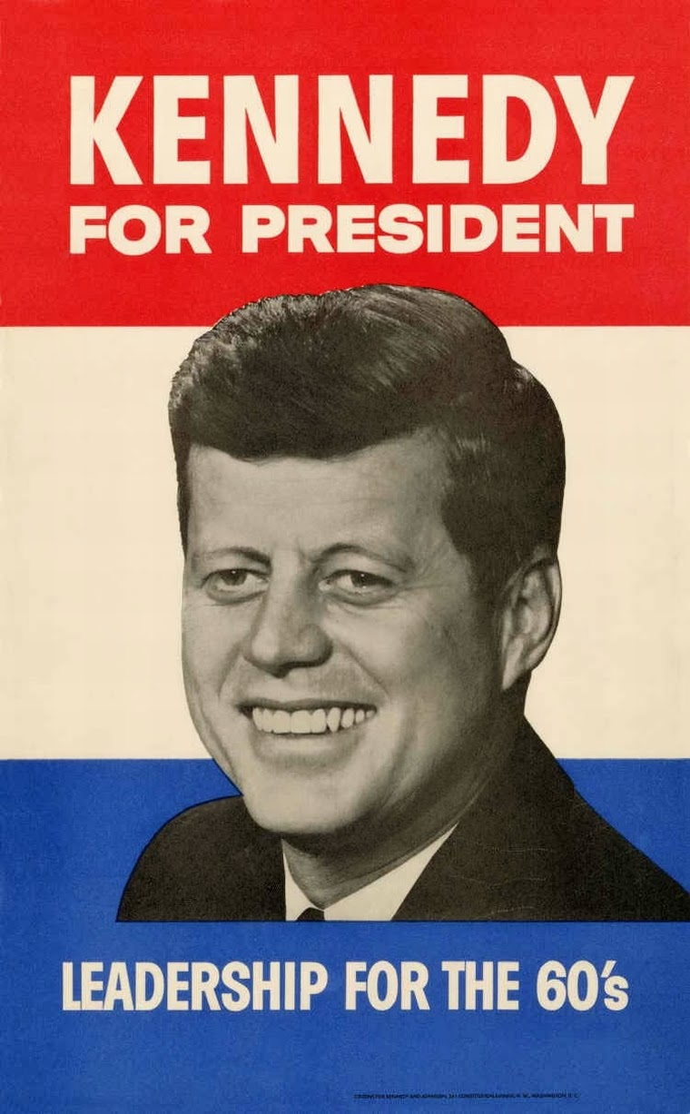 jfk leadership profile essay