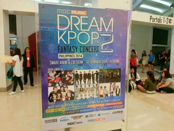 Smart Araneta Coliseum | Dream KPop Fantasy Concert 2 | BTOB | A-Jax | Block B | A-Prince | BPAP | Super Junior M