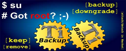 Titanium Backup root Apk v7.2.3 PRO MoDaCo Supersu Mod Original