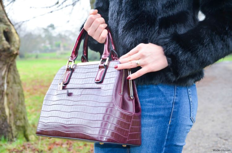 """Outfit Post: Winter """"Faux Fur"""" Street Style"""