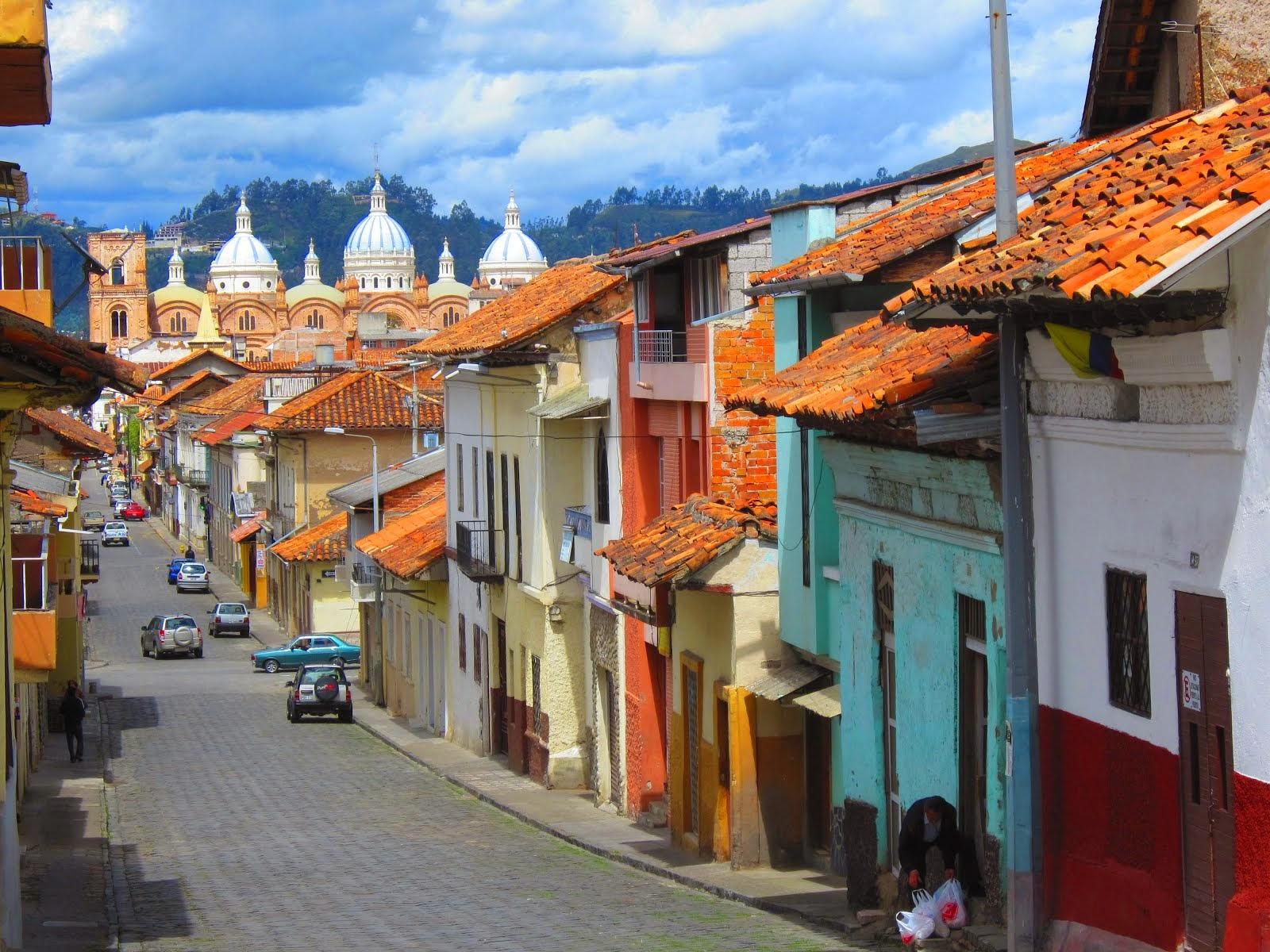 Next Stop: Cuenca, Ecuador!