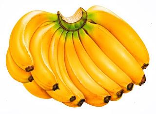 quantas calorias tem uma banana