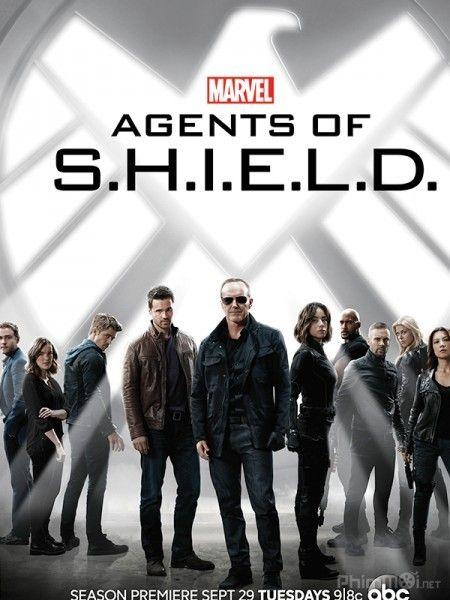 Đặc Vụ S.H.I.E.L.D Phần 3 - Marvel's Agents Of S.H.I.E.L.D Season 3