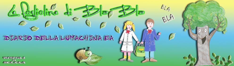 Le foglioline di Bla Bla