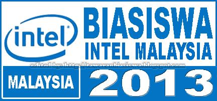Tawaran Biasiswa Intel Malaysia Scholarship untuk Program Elektrikal dan Elektronik, Mekatronik, Fizik, Kejuruteraan Komputer