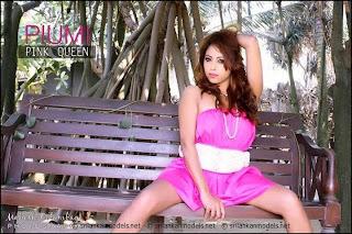 sri lankan model piumi srinayaka pink queen piumi madushanka srinayaka