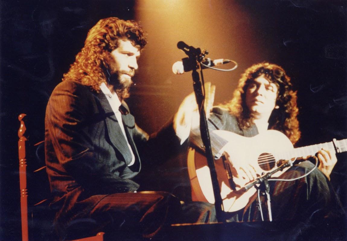 Cante y guitarra