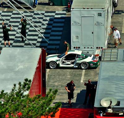 Magnus Racing Porsche