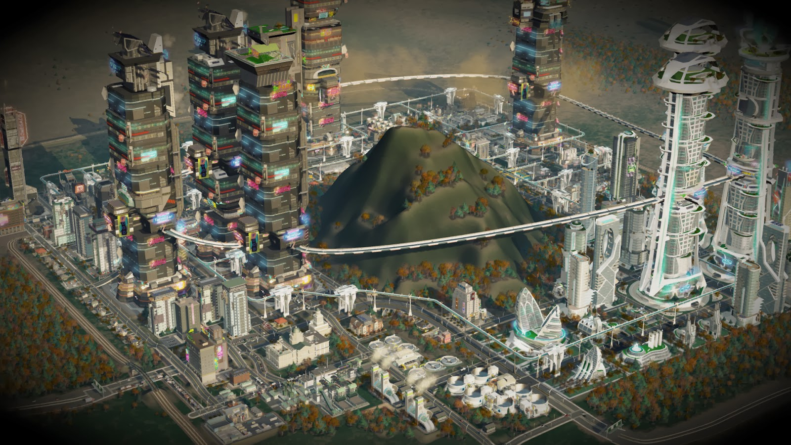 The Random Bullshit Dispenser Sim City 5 Städte Der Zukunft