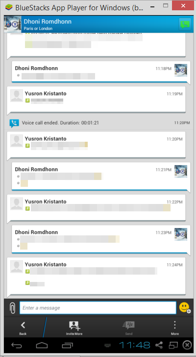 Cara Download Sticker BBM For Android