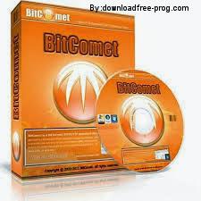 برنامج BitComet 1.37 لتحميل ملفات التورنت مجانا