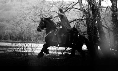 jinete a lomos de un caballo - Juego de Tronos en los siete reinos