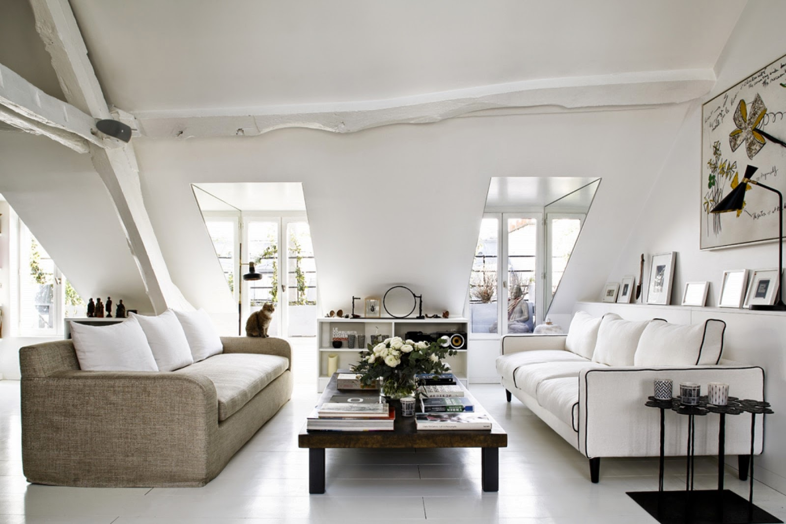 Nest of Pearls - Australian Design Blog - Sarah Lavoine - Paris Duplex