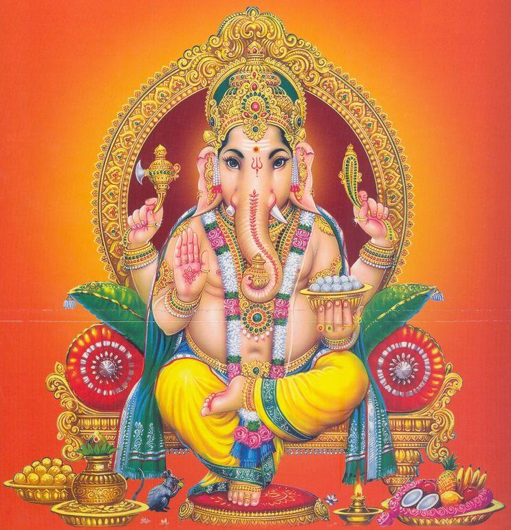 ganesha hindu god - photo #16