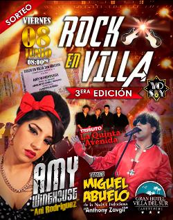 #RockenVilla #3eraEdición