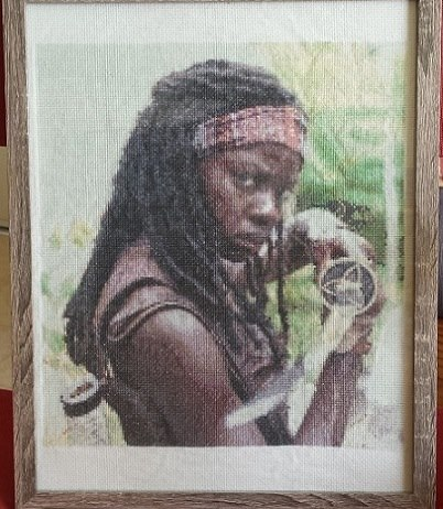 Michonne, My Spirit Animal