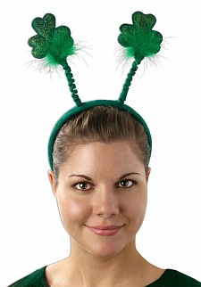 Irish Shamrock Head Bopper