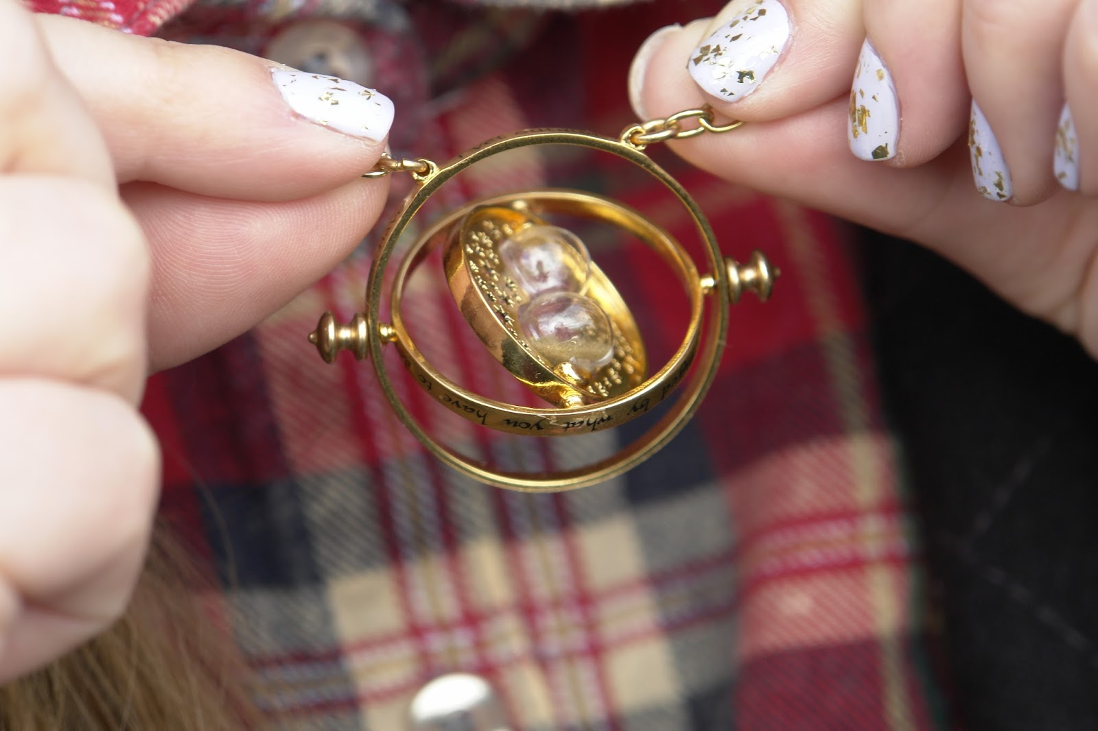 WHAT I WORE TODAY: Hermione's Time-Turner necklace, WIWT, WHAT I WORE TODAY, coat, Dorothy Perkins, shirt, Primark, jeans, shoes, ankle boots, ASOS, necklace, gold, jewellery, scarf, H and M, bags,