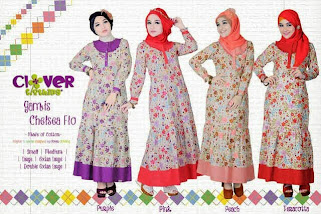 Clover Clothing  Gamis