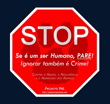 STOP - Contra os Abusos, a Negligência e o Abandono dos Animais em Portugal