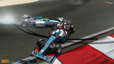 BlueBird Racing, Formula-1 Szentliga, Szentliga, sport, szimulátorbajnokság, Kínai Nagydíj, F1,