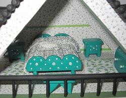 """Dormitorio del """" atico"""""""