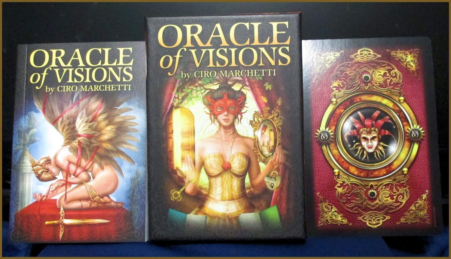 Tarot Notes Review Oracle Of Visions