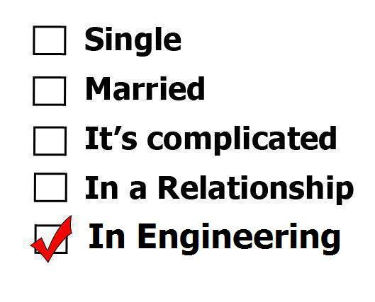 Dating engineering student