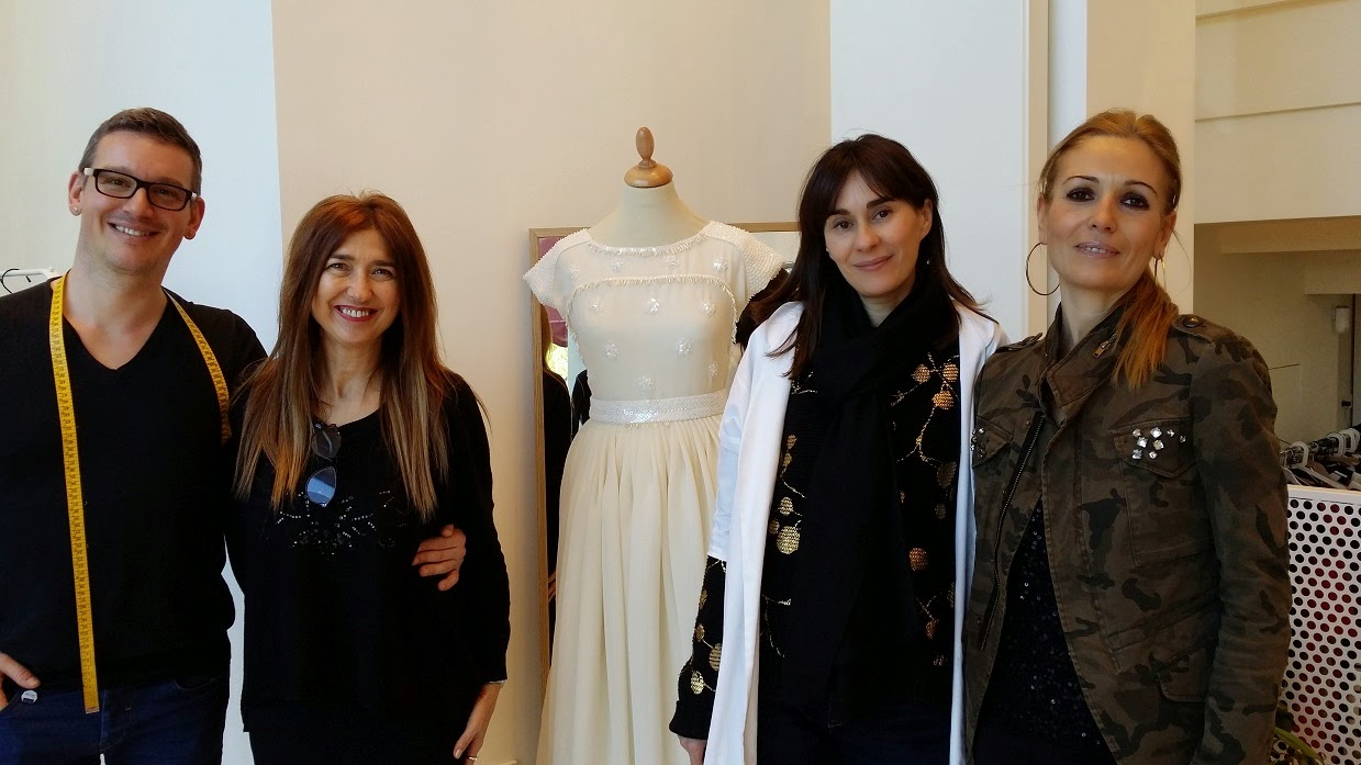 Nicholas y Atienza, Costura, Atelier, Novias, Trajes de Ceremonia, Shopping, Fashion, Style, Blog de Moda, Party Time, Cool