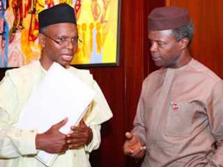 2019: Osinbajo, El-Rufai, Shettima, Peterside, others meet over APC crisis