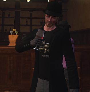 Rockin' That T-shirt Like a Sir