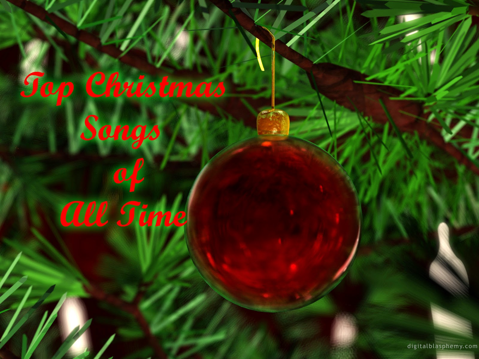 top christmas songs of all time - All Christmas Songs