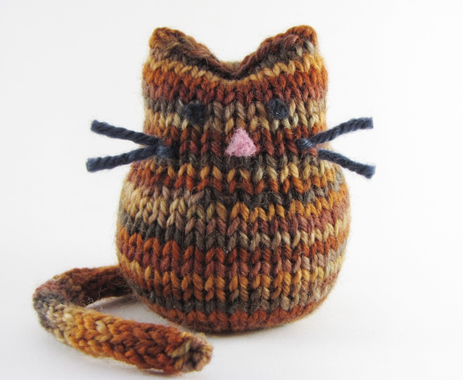 Knitting Patterns For Cat Toys images