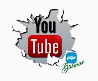 Síguenos en Youtube y conoce a Luisi y sus trabajos. Pincha en la foto