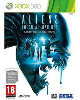 Aliens Colonial Marines Coleccionista Xbox 360 / PS3 / PC