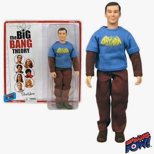 Figura Sheldon Cooper