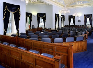 The Senate is everything that's wrong with Ireland, time for change