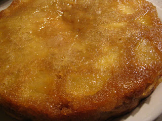Caramelized Corsican Apple Tart